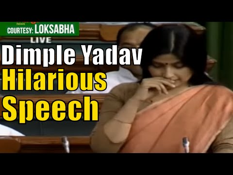 Dimple Yadav Hilarious Mistakes In Parliament | Akhilesh Yadav Wife | Mango News