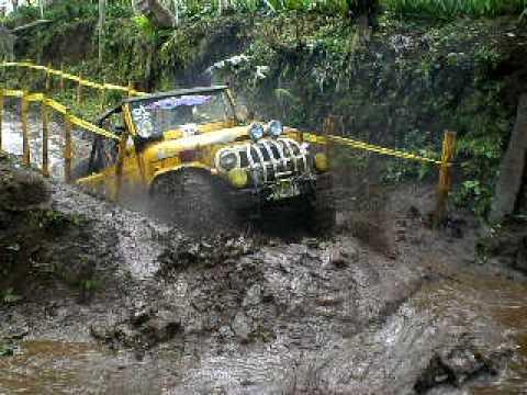 Jeep Sin necesidad de winch