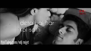 Jab Koi Baat Bigad Jaye-EMP(REMIX) Full official Video Song | Jurm | Vinod Khanna | VDJ rnjyt 2017