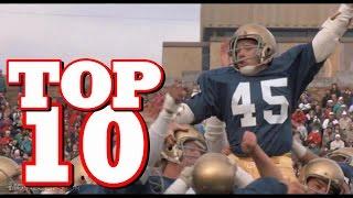 Top 10 Football Movies