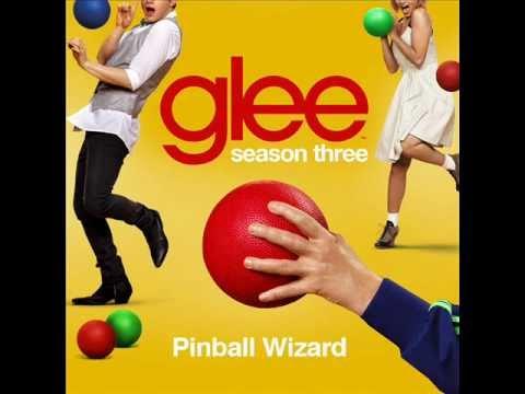 Glee Cast - Pinball Wizard (karaoke version)