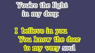 How Deep Is Your Love by The Bee Gees - Karaoke