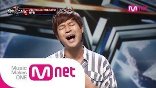 Mnet [슈퍼스타K6] Ep.03 : 장우람 - 친구라도 될 걸 그랬어 (거미)