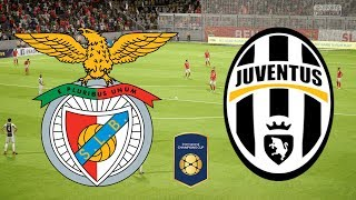 International Champions Cup 2018 - Benfica Vs Juventus - 28/07/18 - FIFA 18