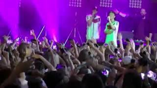 DIELOCHIS GRAZ VORBAND D-MAX OHNE DICH LIVE 02 07 2016 2