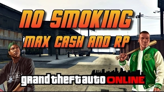 GTA Online[GTA5] Making Money Solo - No Smoking - Max Cash and RP!