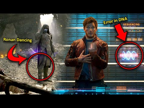 I Watched Guardians Of The Galaxy in 0.25x Speed and Here s What I Found