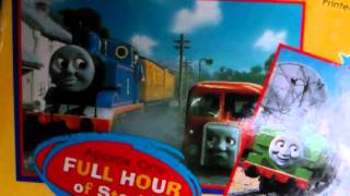 Thomas and Friends Home Media Reviews Episode 20 - Thomas and His Friends Get Along