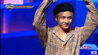 BTS (방탄소년단) - DNA (2x Faster) (BTS COUNTDOWN 20171012 @ M COUNTDOWN)