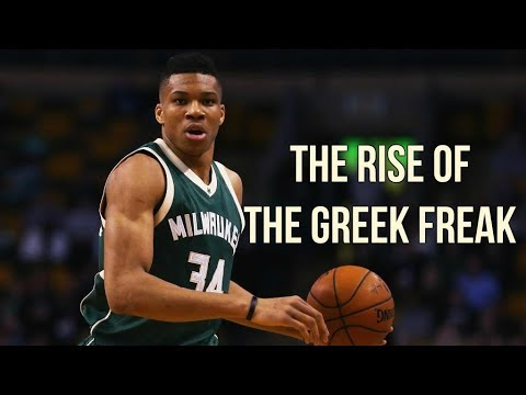 Giannis Antetokounmpo The Rise Of The Greek Freak Ultimate Highlight