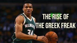 Giannis Antetokounmpo - The Rise Of The Greek Freak [Ultimate Highlight]