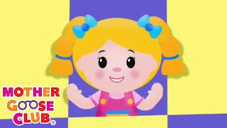 Dinosaur Stomp | Mother Goose Club | Nursery Rhyme Baby Songs for Kids Children and Toddlers