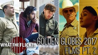 Golden Globes 2017 Picks Part 2 - Best Director, Actor & Actress