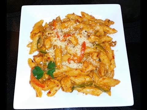 Chicken Pasta چکن پاستا / Cook With Saima