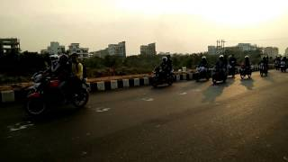 Bike Riders- 16th December 2016 | 300 feet | Dhaka | Bangladesh