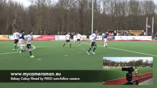 HOCKEY: Waterloo Ducks vs Heraklès 28 02 16 filmed by Pixio (Extrait)