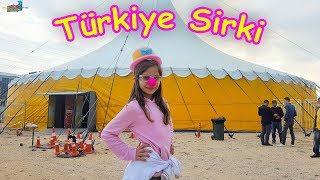 TÜRKİYE SİRKİNDE çok eğlendik (Palyaçolar Gösteriler) - Eğlenceli Çocuk Videosu - Funny Videos