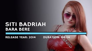 Siti Badriah - Bara Bere (Lyric)