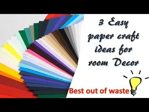 Xxx Mp4 3 Easy Diy Paper Craft Ideas Room Decor Best Out Of Waste Ideas 3gp Sex