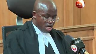 Appellate Court:  Declaration of Presidential results by returning officers final