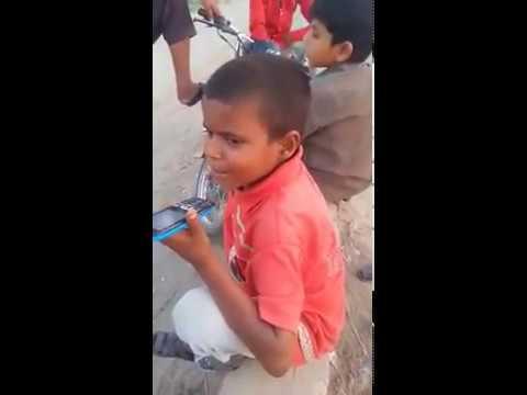 Talent Of Pakistan - Child Singing Tappy