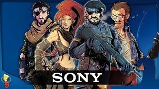 [E3 2015] Sony