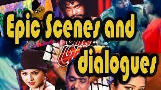 Ami Jail Theke Bolchi | Manna | Epic Dialogues and Scenes | Rongo Masti |