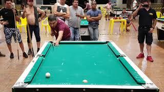 Felipinho x Ramão Lolito QF torneio de Nova Granada sinuquinha par ou impar