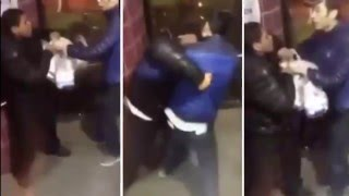 NYC Teen Bullies Chinese Delivery Man Who Fights Back REVIEW!!