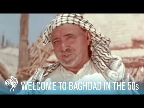 Xxx Mp4 Welcome To Baghdad How Iraq Used To Be In The 1950s British Pathé 3gp Sex