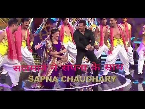 Xxx Mp4 सलमान ने सपना के साथ Sapna Chaudhary Dance 2017 In Bigg Boss With Salman Khan 3gp Sex