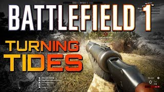 Battlefield 1 Turning Tides DLC PS4 PRO - TheBrokenMachine - 60fps 4K/1440 downscale