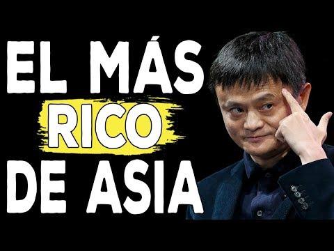 Los 5 secretos para emprender del hombre más rico de Asia Jack Ma