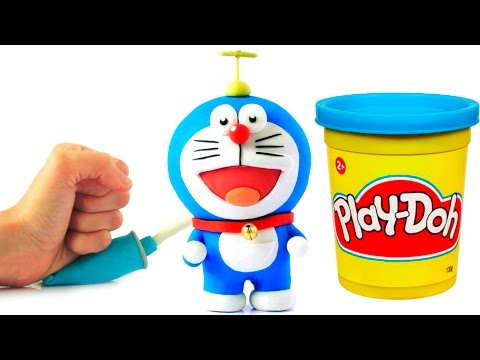 Xxx Mp4 Doraemon Stop Motion Play Doh Animation Claymation Video ドラえもん 3gp Sex