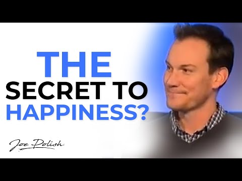 How to be Happy The Happiness Advantage Sean Achor