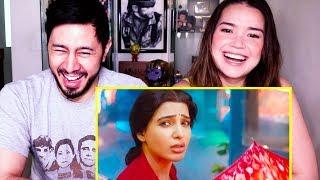 OH BABY | Samantha Akkineni | Naga Shaurya | Nandini Reddy | Trailer Reaction by Jaby & Achara!