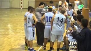Bàsquet Club Piera i Viladecans sub 25 amb la XVII Marató