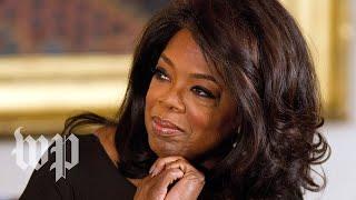 Oprah's political beliefs