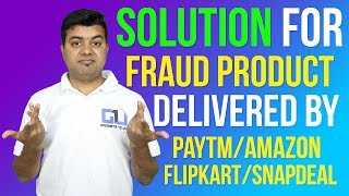 Avoid Online Shopping Fraud, Fake Product  Ft. Ur Indian Consumer