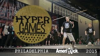 Jackson Rudolph vs Reid Presley - Bo Staff Weapons Battle Finals - Hyper Games AmeriKick 2015