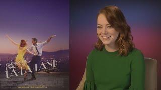 LA LA LAND: Emma Stone still has moments of