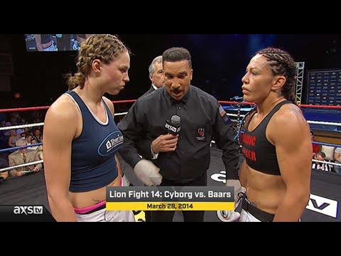 Fight of the Week Cyborg vs. Baars