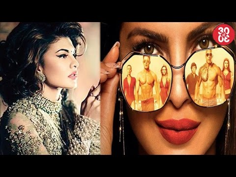 Jacqueline Wants To Experiment With Her Roles | Priyanka's Sizzles In Baywatch Poster