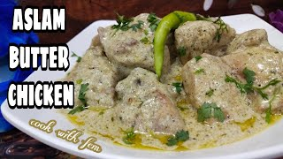 Butter Chicken Recipe | Old Delhi Famous Aslam Butter Chicken | Cook With Fem