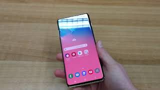 Samsung Galaxy S10+ unboxing & hands-on | Myphone.gr