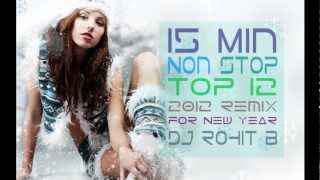 images 15 Min NONSTOP Top 10 2012 2013 Bollywood New Year Remix 2013 Mashup DJ Rohit B