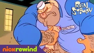 The Most Disturbing Ren & Stimpy Clip Ever | The Ren & Stimpy Show | The Splat