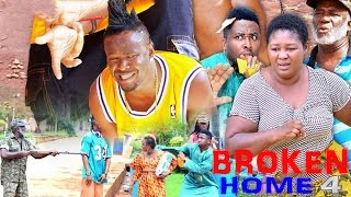 Broken Home Season 4   - Latest 2016 Nigerian Nollywood Movie