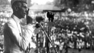 Quaid-e-Azam Muhammad Ali Jinnah the great speeches 14 august 1947 pakistan