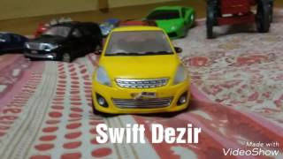 My centy toy cars collection